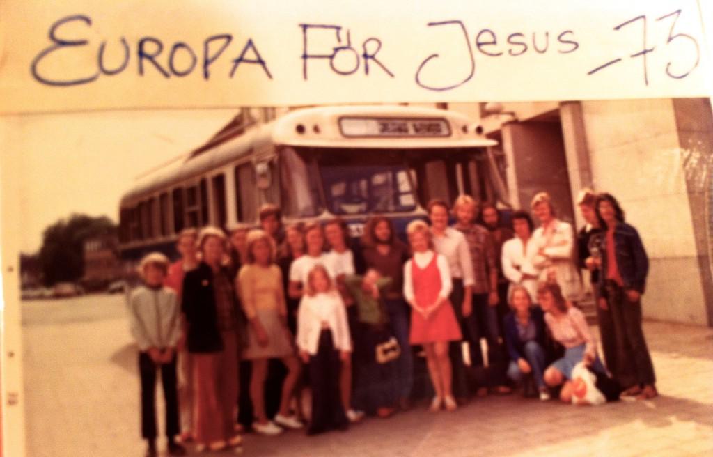 Europa för Jesus 2