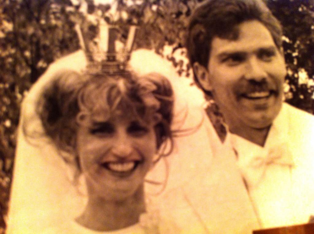 Bröllop 1986